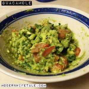 Fast Guacamole