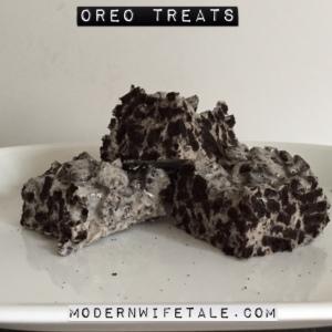 Oreo Treats