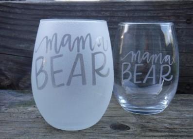 Mama Bear - Smaller